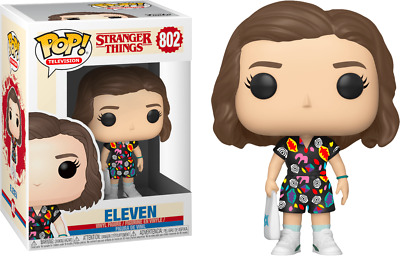 Funko Pop! Stranger Things 3 - Eleven in Mall Outfit #802 Exclusive