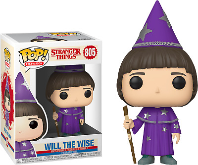 Funko Pop! Stranger Things 3 - Will the Wise #805 Exclusive