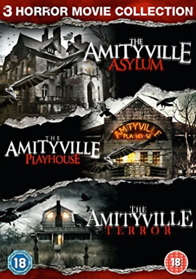 Amityville Horror Triple Pack DVD NEW