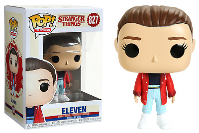 Funko Pop! Stranger Things 3 - Eleven with Slicker #827 Exclusive