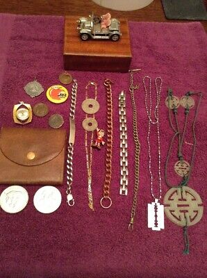 Joblot Mixed Items (jewellery &collectables)