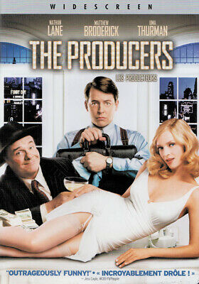 The Producers (Widescreen) (Bilingual) (Canadi New DVD