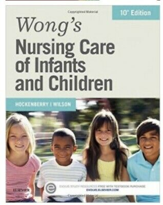 Wong's Nursing Care of Infants and Children 10th Edition(TEST BANK)PDF🔥🔥