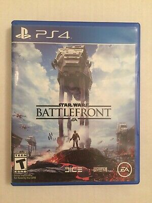 Star Wars: Battlefront EA Games Lucas Film PS4 Brand New DISC & Brand New Box