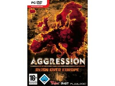 Aggression - Reign over Europe - SEHR GUT