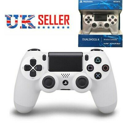 SONY (White) PS4 DualShock 4 Controller Certification V2 BRAND SEALED OFFICIAL