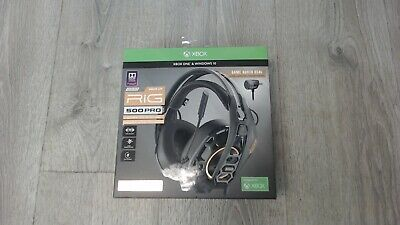 Plantronics RIG 500 PRO HX Atmos Wired Gaming Headset for Xbox One (0578)