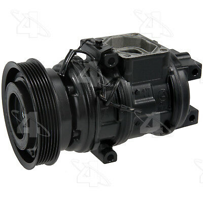 Remanufactured Compressor And Clutch 77341 Four Seasons