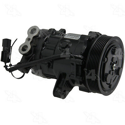 Remanufactured Compressor And Clutch 77578 Four Seasons
