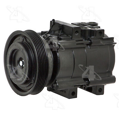 Remanufactured Compressor And Clutch 57198 Four Seasons