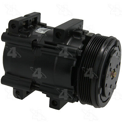Remanufactured Compressor And Clutch 57144 Four Seasons