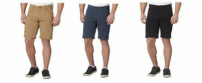 HAWKE & Co Mens Viking Stretch Fabric Cargo Shorts Various Sizes Colors NEW Sale