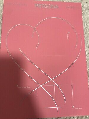 "Bts Album "" Persona Map Of Soul"" Version 3 Kpop"