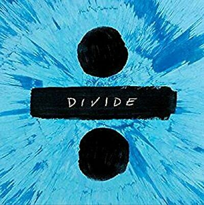Ed Sheeran ÷ Divide New CD Album / Free Delivery