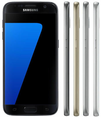 Samsung Galaxy S7 32GB Factory Unlocked Mix Carriers 4G Smartphone A+ PS