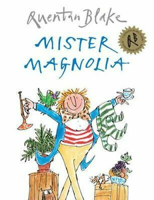 NEW Mister Magnolia By Quentin Blake Paperback Free Shipping