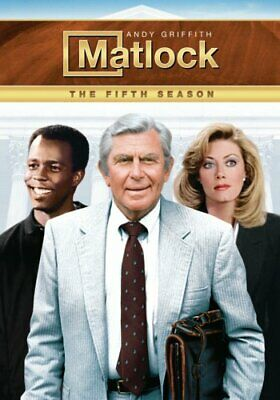 MATLOCK SEASON 5 New Sealed 6 DVD Set