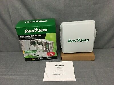 RAIN BIRD SST600OUT 6 Zone Indoor & Outdoor Simple To Set Timer