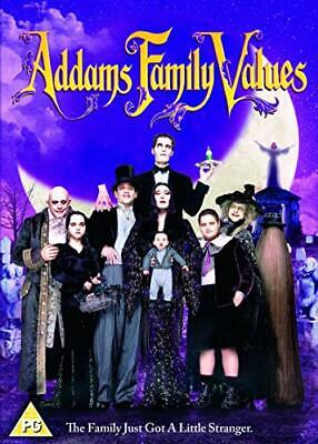 Addams Family Values [1993] [DVD] - DVD  2DLN The Cheap Fast Free Post