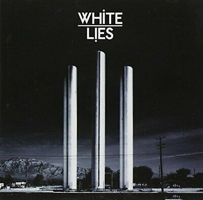 White Lies - To Lose My Life ... - White Lies CD NKVG The Cheap Fast Free Post
