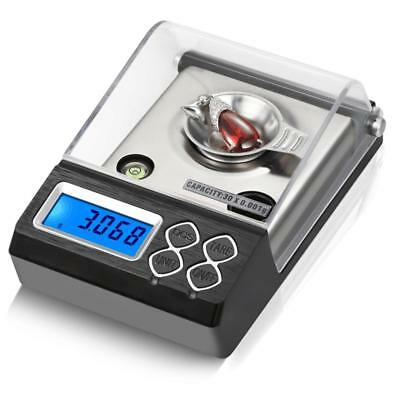 High Precision Electronic Balance Scale 20-50G 0.001g Carat Jewelry Gold Powder