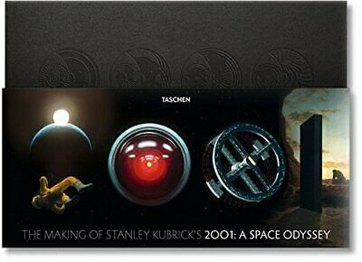 The Making of Stanley Kubrick's '2001: A Space Odyssey' by Bizony, Piers Book