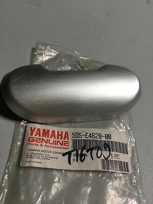 Yamaha 5DS-E4628-00 protection cache échappement YP 125 150 180 Majesty Skyliner