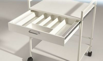 Drawers Insert a for Our Simpex Gerätetische and Equipment Trolley 64 cm Width
