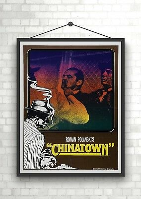A1 A2 Chinatown Vintage Movie Poster A3 A4 available