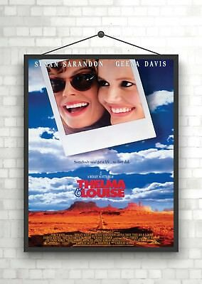 Thelma & Louise Classic Large Movie Poster Print