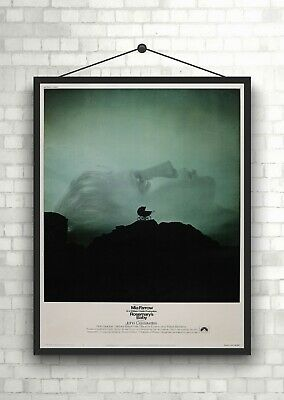 Rosemary's Baby Vintage Movie Poster Art Print Maxi A1 A2 A3 A4