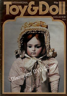International Toy & Doll Collector volume No 4