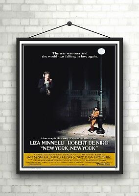 New York New York Classic Large Movie Poster Art Print A0 A1 A2 A3 A4 Maxi