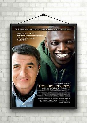 The Intouchables Classic Large Movie Poster Art Print A0 A1 A2 A3 A4 Maxi