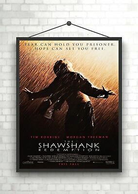 The Shawshank Redemption Classic Large Movie Poster Print