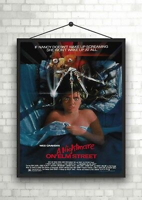 A Nightmare On Elm Street 1984 Poster in A0-A1-A2-A3-A4-A5-A6-MAXI C169