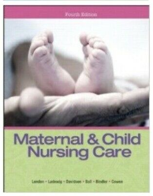 Maternal & Child Nursing Care Fourth Edition (TEST BANK)PDF🔥Get It In 24hours🔥