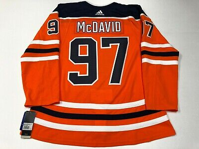 quality design c9d9d c3f33 CONNOR MCDAVID EDMONTON Oilers Signed jersey NHL Hockey ...