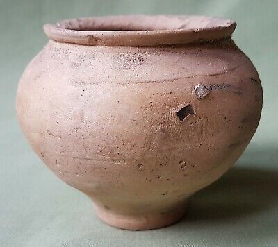 Complete Roman British  Pottery Bowl. From Newbury area
