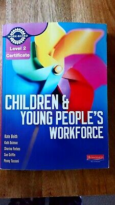 Level 2 Certificate Children and Young People's Workforce Candidate Handbook by