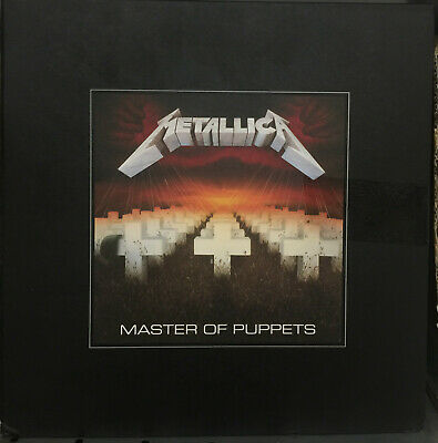 Metallica ‎– Master Of Puppets Deluxe Box Set