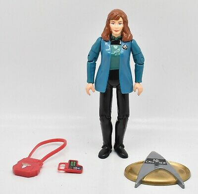 Star Trek TNG Dr Beverly Crusher Build-a-Bridge Bobble Head 015755