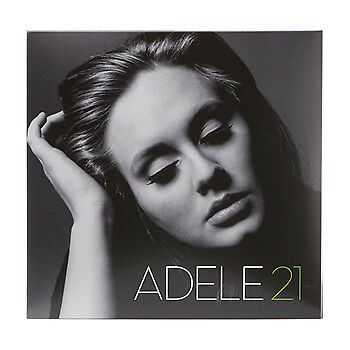 Adele 21 Cd Album Rolling In The Deep Someone Like You Turning Tables Sealed New