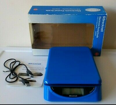 Brecknell Electronic Postal Scale 25lb Capacity Model PS25