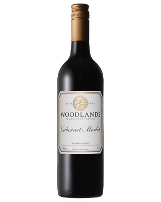 Woodlands Cabernet Merlot Red Wine Margaret River 2016 750mL case of 12