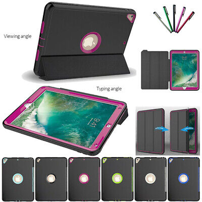 """Shockproof Flip Smart PU Leather Case Screen Cover for iPad Pro Air 10.5"""" 2019"""