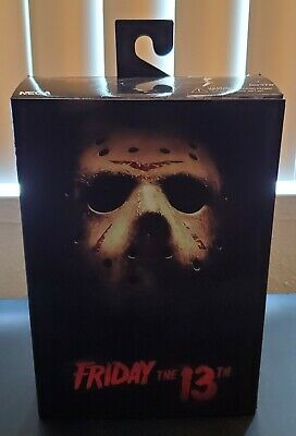 NECA Friday the 13th Ultimate 2009 Jason Action Figure Reel Toys