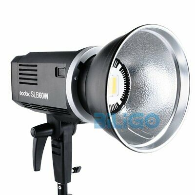Godox SLB-60W 5600K Video Studio LED Light Lamp White Version + Li-ion Batery