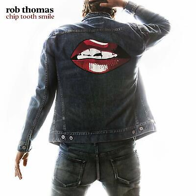 Rob Thomas Cd - Chip Tooth Smile 2019 - Unopened - Pop Rock - Matchbox 20