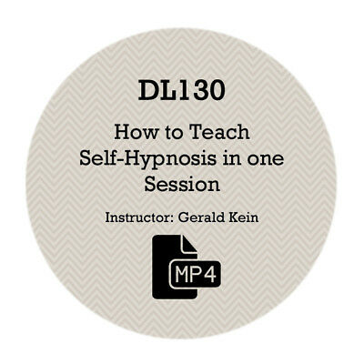 Gerald Kein Teaching Self-Hypnosis 27 Collection Omni Training Video Course